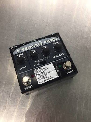 Store Special Product - Tonebone Texas-Pro Overdrive and Boost Pedal
